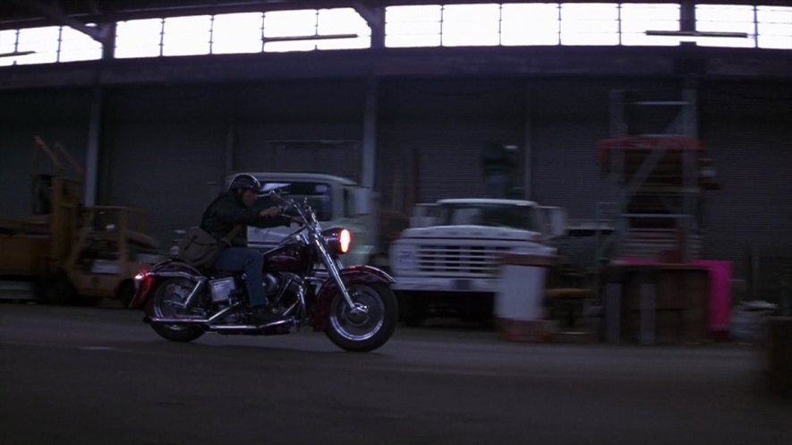 Electra Glide in Metro