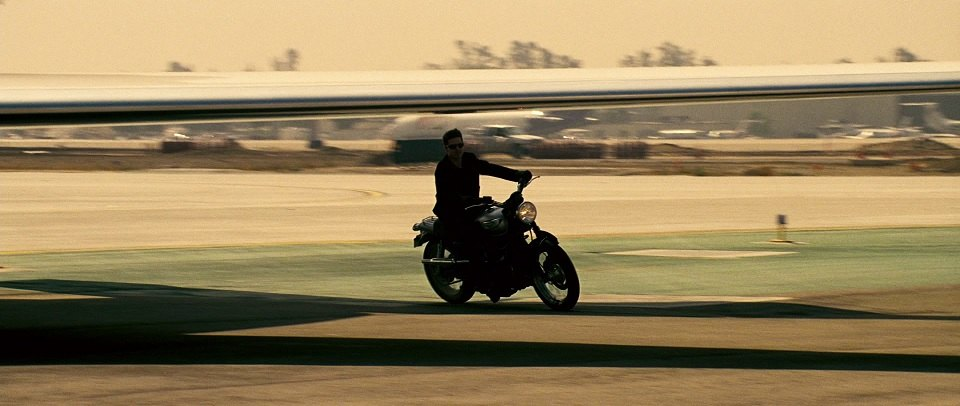 Bonneville in Mission: Impossible III