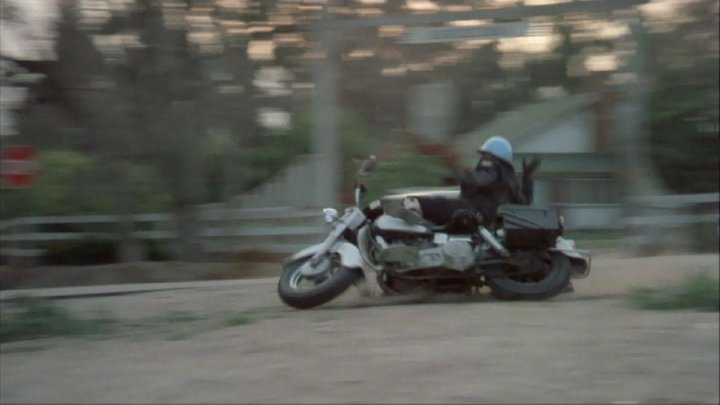 Electra Glide in Moving Violation