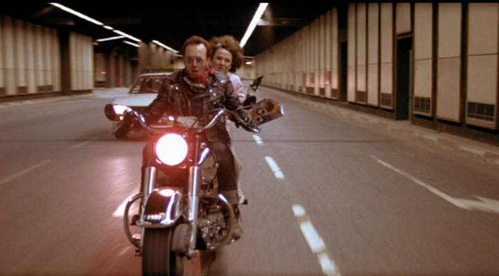 Electra Glide in Women on the Verge of a Nervous Breakdown
