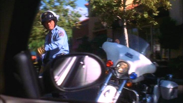 Electra Glide in NCIS