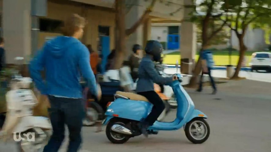 Vespa LX in NCIS: Los Angeles