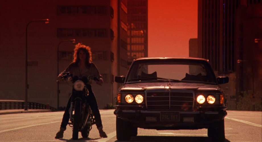 Bonneville in Night of the Comet