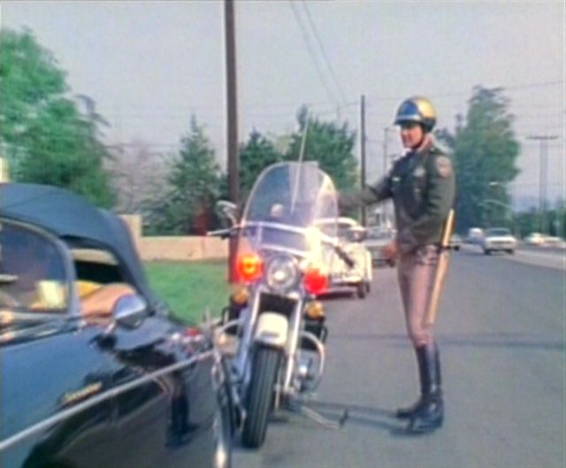 Electra Glide in On Any Sunday