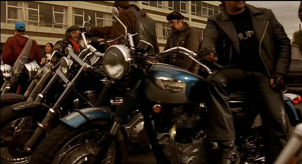 Bonneville in Once Were Warriors