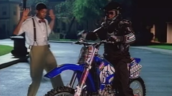 YZ250 in P. Diddy feat. Black Rob, Mark Curry: Bad Boy For Life