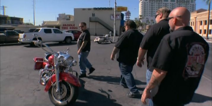 Road King in Pawn Stars
