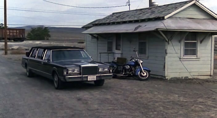 Electra Glide in Pink Cadillac