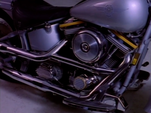 Softail Fat Boy in Prom Night III: The Last Kiss