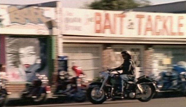 Electra Glide in Renegade
