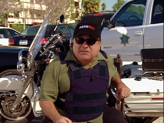 Road King in Reno 911!