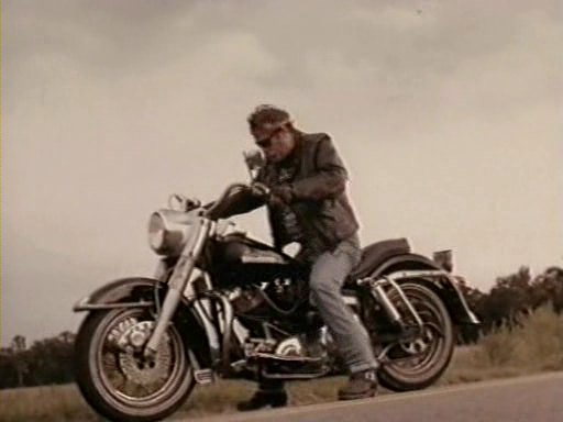 Electra Glide in Running Cool