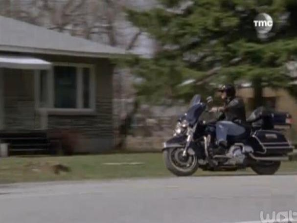 Electra Glide in Saving Emily