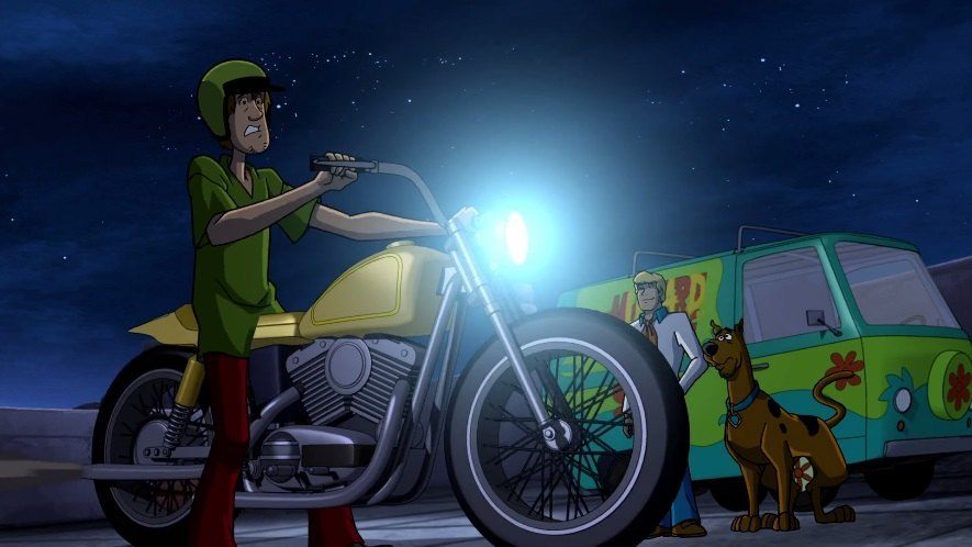 unknown in Scooby-Doo! Legend of the Phantosaur