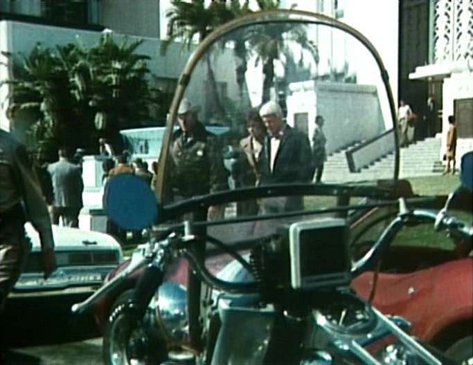 Electra Glide in Scream of the Wolf