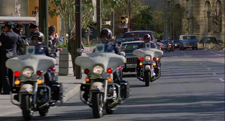 Electra Glide in Short Circuit 2