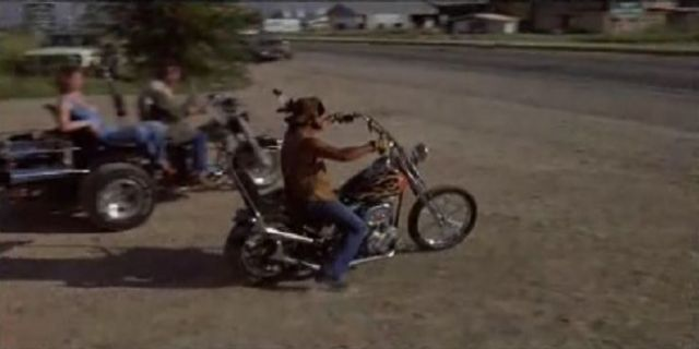 Electra Glide in Silent Rage