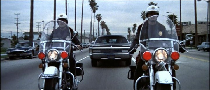 Electra Glide in Slaughter's Big Rip-Off