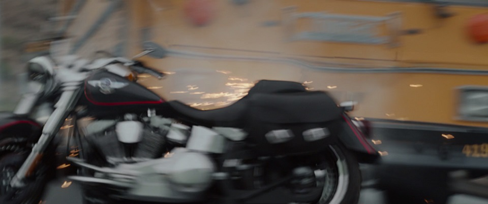 Softail Fat Boy in Terminator Genisys