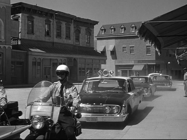 Duo Glide in The Andy Griffith Show