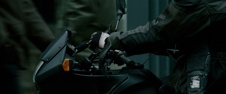 NX650 Dominator in The Bourne Ultimatum