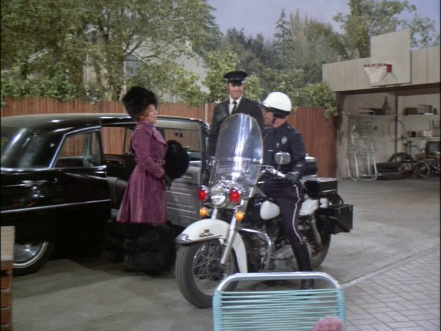 Electra Glide in The Brady Bunch
