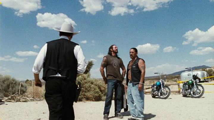 unknown in The Devil's Rejects