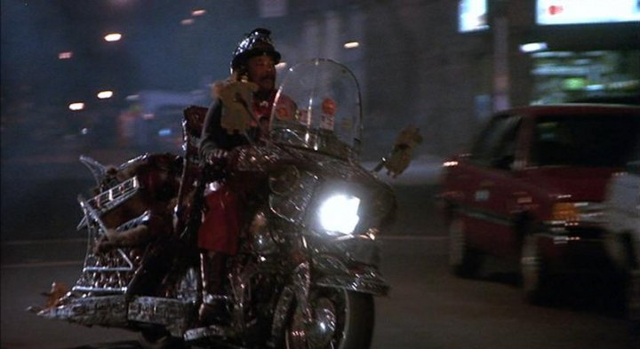 Electra Glide in The Fisher King