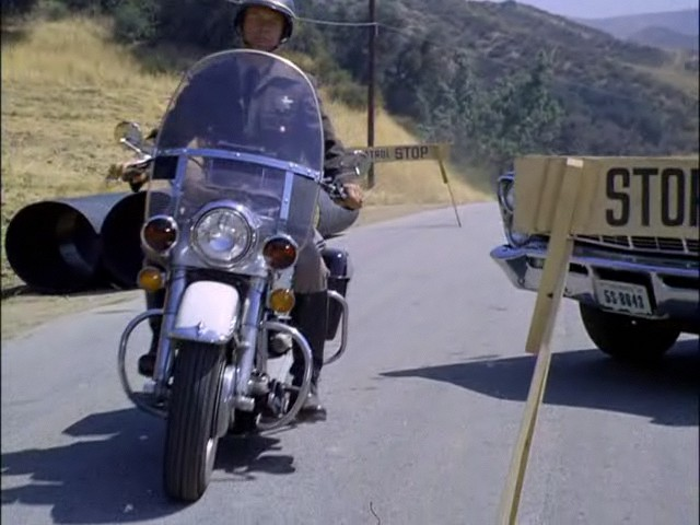 Electra Glide in The Invaders