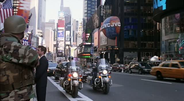 Road King in The Manchurian Candidate