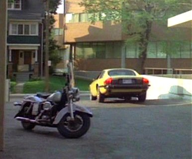 Electra Glide in The New Avengers