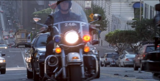 Electra Glide in The Princess Diaries