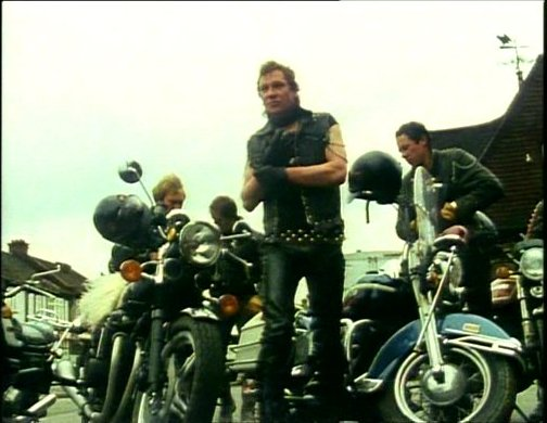 Electra Glide in The Professionals