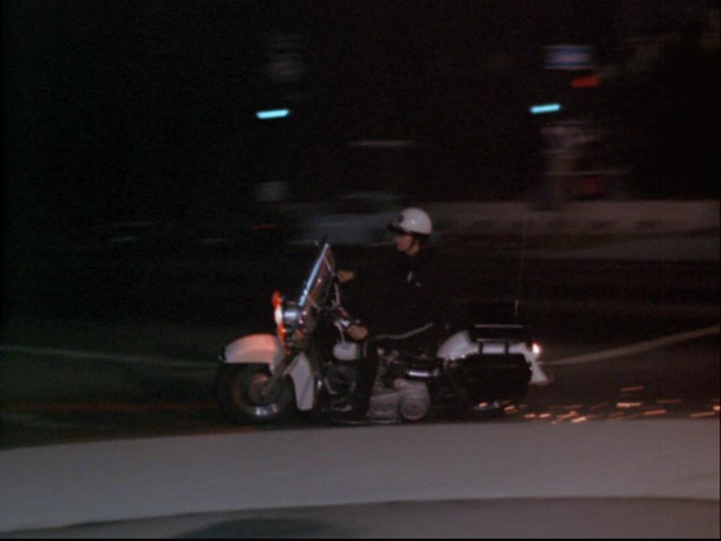 Electra Glide in The Rockford Files