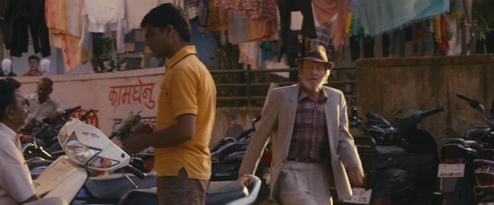 Wave in The Second Best Exotic Marigold Hotel
