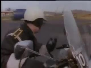 KZ1000 Police in Movies