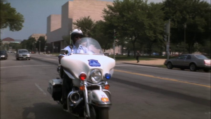 Electra Glide in The West Wing