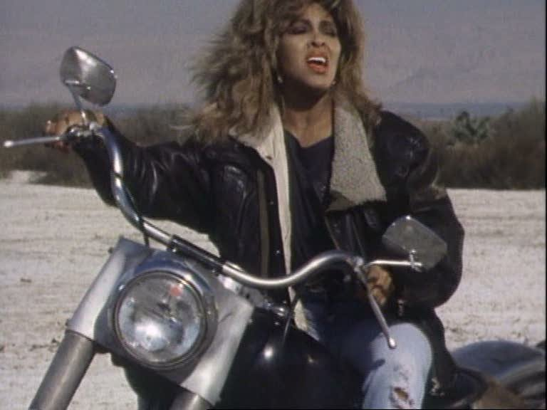 Electra Glide in Tina Turner: What You Get Is What You See