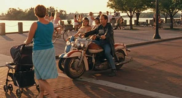 Electra Glide in Two Tickets to Paradise