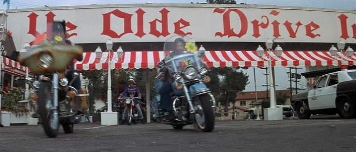 Electra Glide in With Six You Get Eggroll